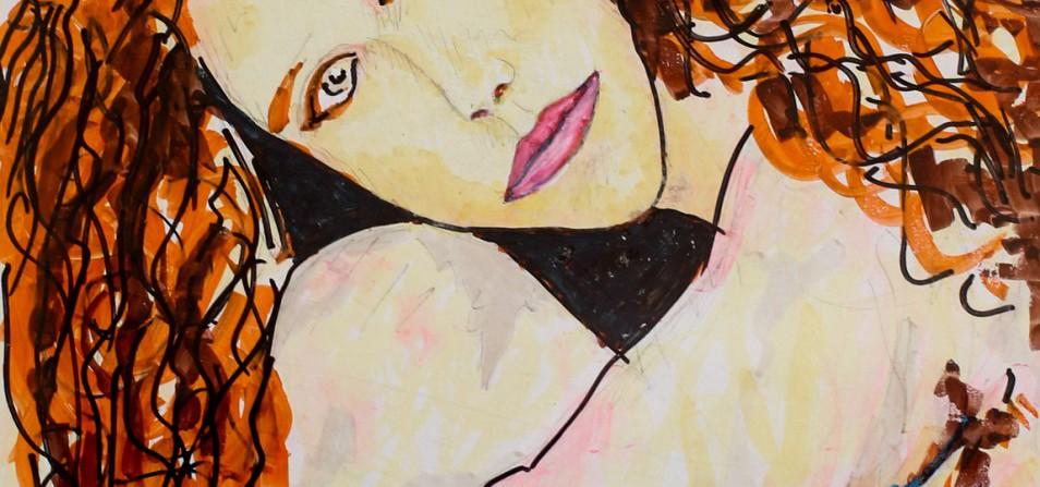 Pen Ink / Marker Art